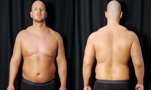 50kgchallenge gewichtsexperiment