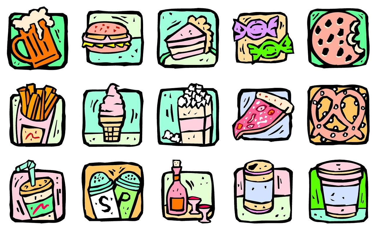 abnehmen mit fastfood