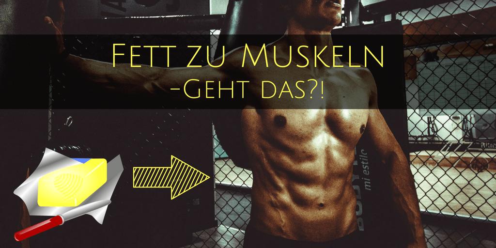 fett-in-muskeln-umwandeln